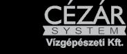 CÉZÁR SYSTEM Vízgépészeti Kft.